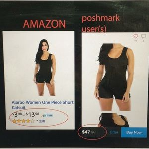 Dresses & Skirts - Check amazon first!